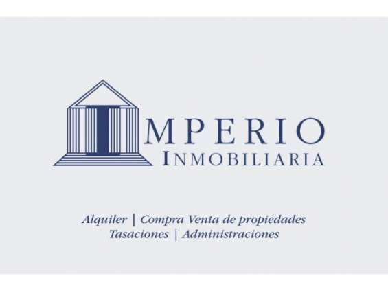 Tasaciones de casas $ 1800 imperio inmobiliaria mza 0261-4321557