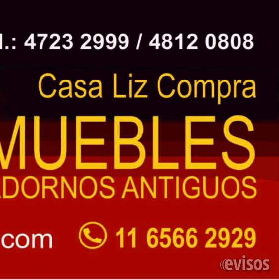 Compro antiguedades 4.812-0808 whats app 1165662929