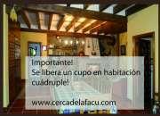 Hostel en San Martin GBA UNSAM UNTREF CNEA UBA BERNI