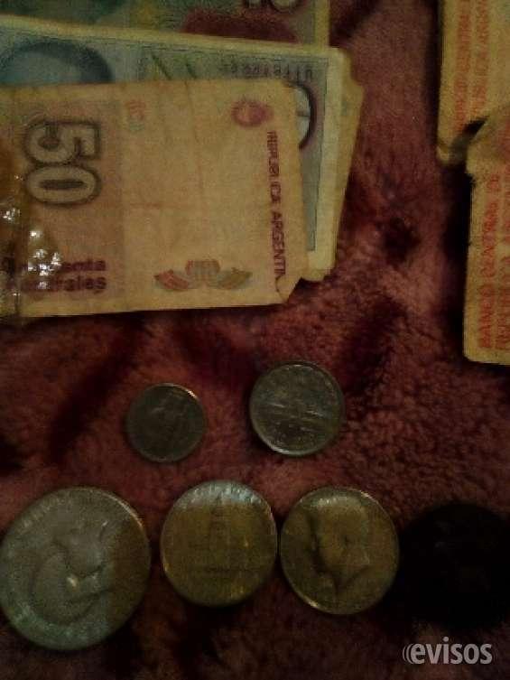 Fotos de Vendo billetes viejos y monedas 4