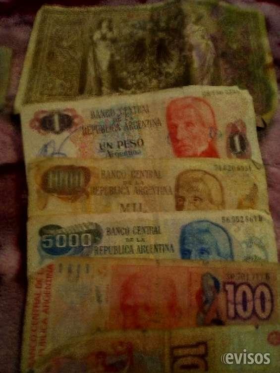 Fotos de Vendo billetes viejos y monedas 2
