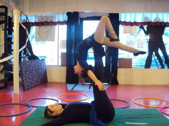 Danza acrobática todas las edades