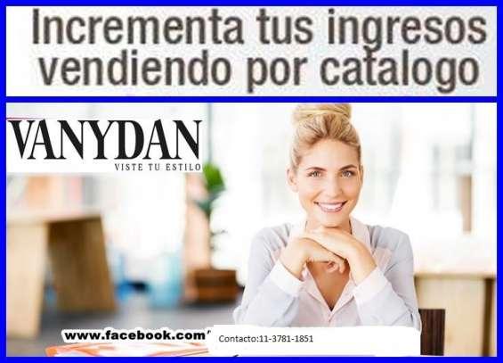 Fotos de Se incorporan empresarias para vanydan/indumentaria por catalogo 3