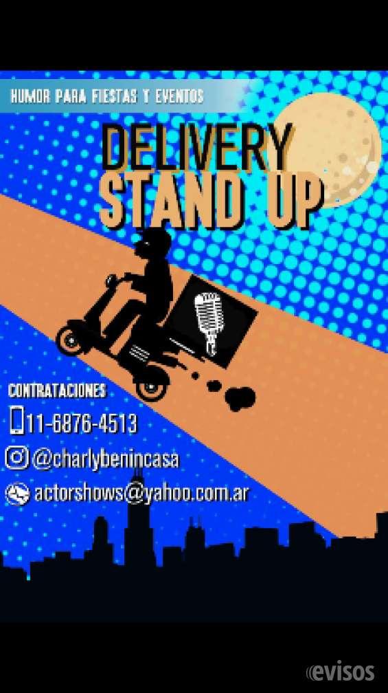 Show de comediantes de stand up para fiestas de adultos en bs as