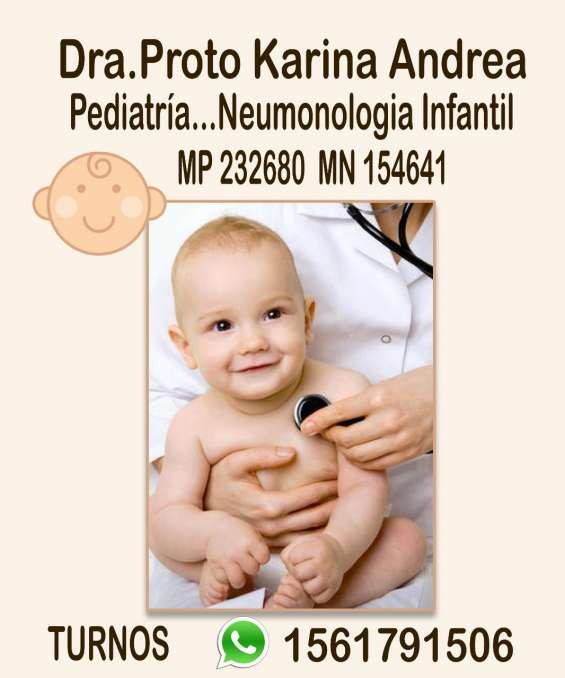Ezeiza medicina pediátrica y neumonologia pediátrica