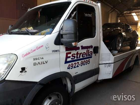 Gruas para automotores en capital federal 4922 9095