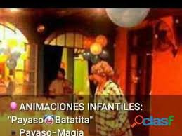 Animacion infantil bs as   cel y wspp  :  156876-4513