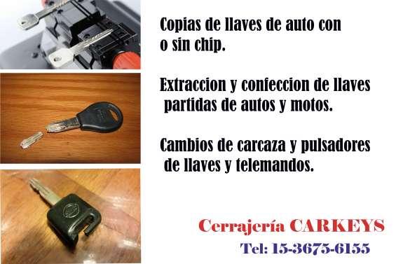 Cerrajero de autos en castelar 1536756155 las 24 hs