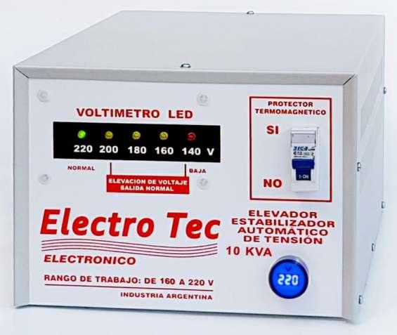 Fotos de Venta de elevadores de tension 16000 watts 14000 watts 12000 watts 3