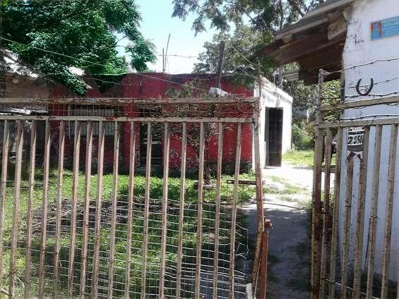 Casa con local - sobre asfalto - colectivos- escuelas - comercios