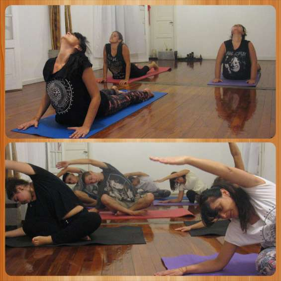 Clases de yoga terapeutico