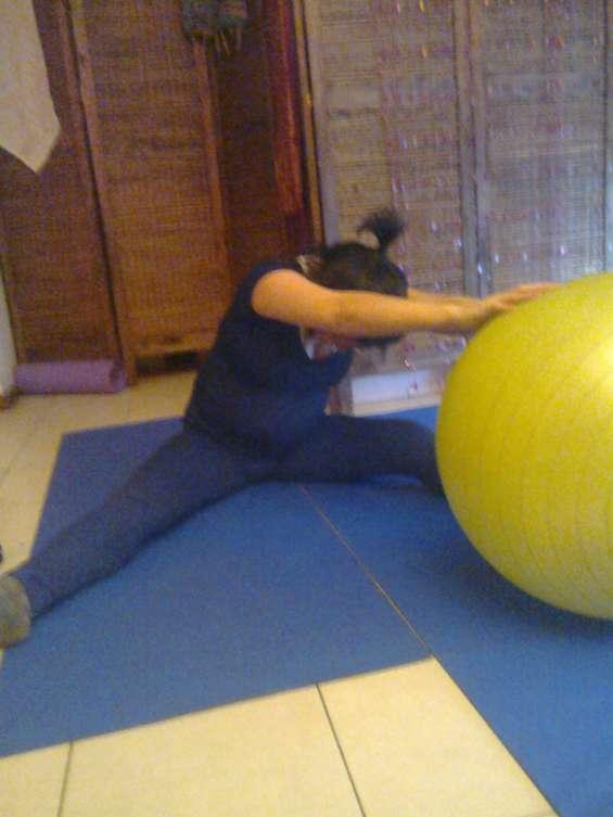 Yoga para embarazadas presencial ó distancia y a domicilio