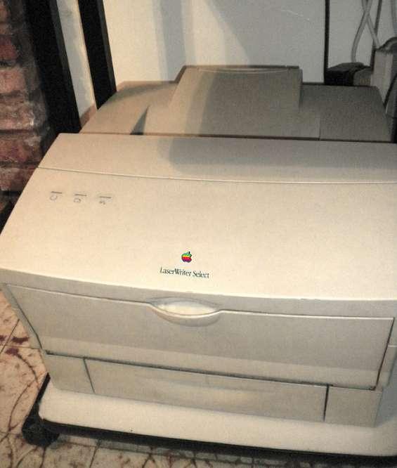 Impresora laser writer