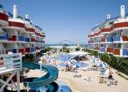 Florianopolis ingleses frente al mar: deptos para 2, 4, 6 y 8 personas, en complejo con piscina,