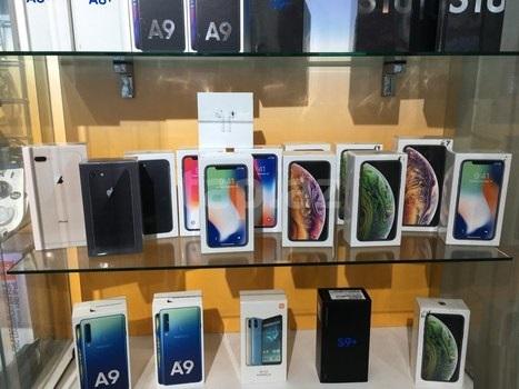 Apple iphone xs max apple iphone xs samsung s10 huawei p30 y otros