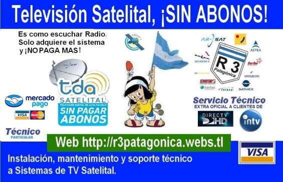 Fotos de Instalación, mantenimiento y soporte técnico a sistemas de tv satelital. 1