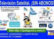 Instalación, Mantenimiento y Soporte Técnico a Sistemas de TV Satelital.