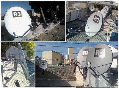 Fotos de Instalación, mantenimiento y soporte técnico a sistemas de tv satelital. 3