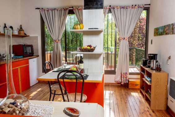 Cocina-comedor (kitchen-dining room)