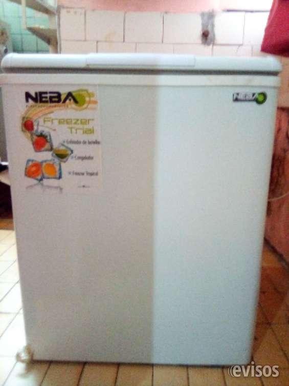 Vendo freezer neva nuevo sin uso.