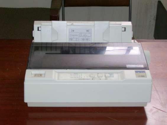 Fotos de Epson lx300 servicio técnico especializado caba venta, canjes, usadas reparación 6