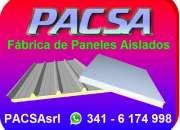 PANELES AISLANTES INYECTADOS PACSAsrl