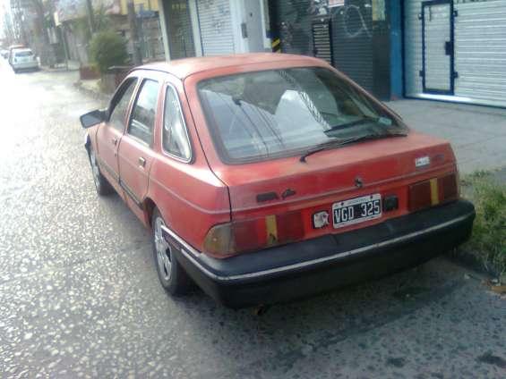 Fotos de Ford sierra 1989 gnc 31000 pesos 2