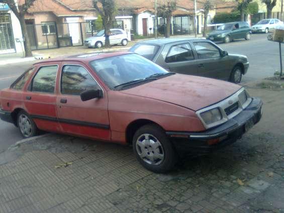 Fotos de Ford sierra 1989 gnc 31000 pesos 5
