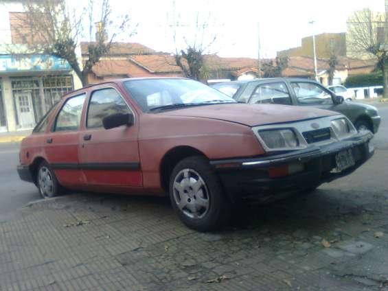 Fotos de Ford sierra 1989 gnc 31000 pesos 7