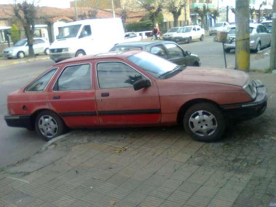 Fotos de Ford sierra 1989 gnc 31000 pesos 6