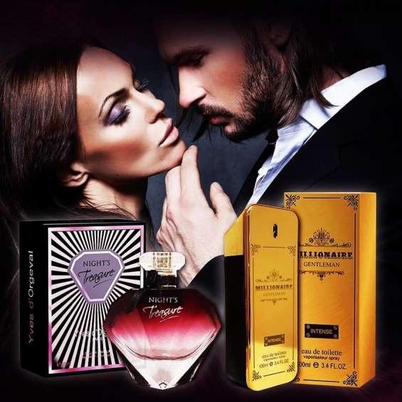 Vj parfums online canal exclusivo