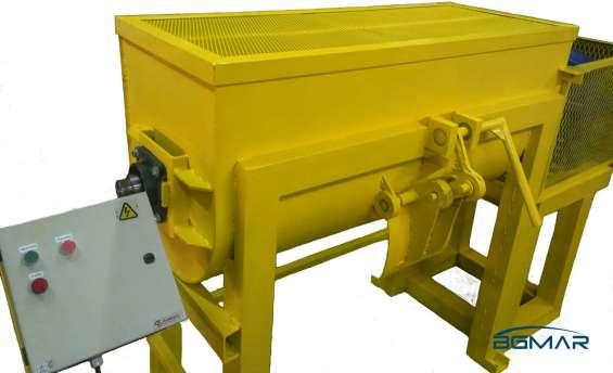 Máquina mezcladora horizontal mh-300