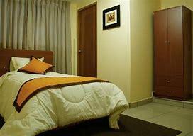 Amplia habitación individual