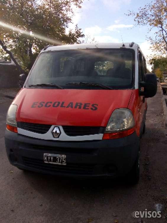 Renault master dci 120 l1 h1 mini bus escolar