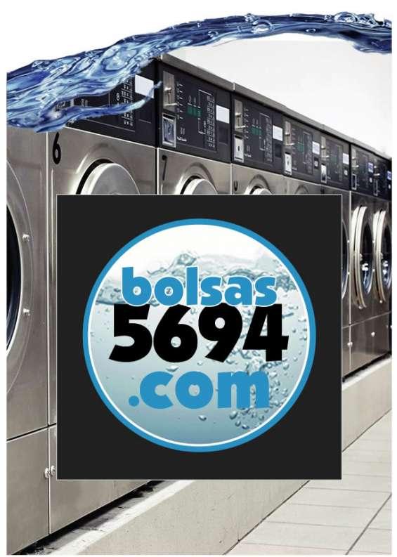 Bolsas de polietileno para lavaderos de ropa valet