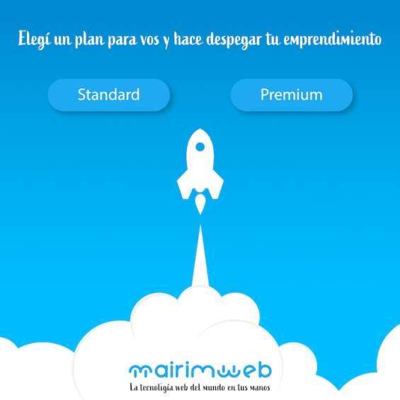 Pagina web premium deluxe