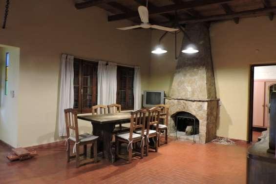 Fotos de Alquilo chalet 4 dormitorios  y pileta. potrero de los funes. tel: 2664888663 7