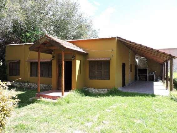 Fotos de Alquilo chalet 4 dormitorios  y pileta. potrero de los funes. tel: 2664888663 2