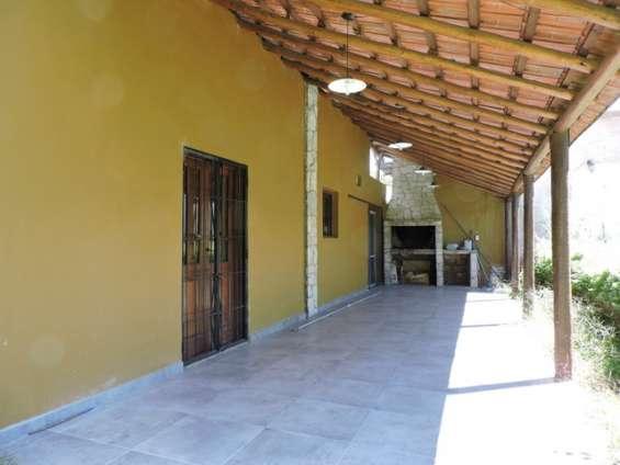Fotos de Alquilo chalet 4 dormitorios  y pileta. potrero de los funes. tel: 2664888663 5