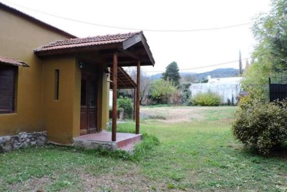 Fotos de Alquilo chalet 4 dormitorios  y pileta. potrero de los funes. tel: 2664888663 4