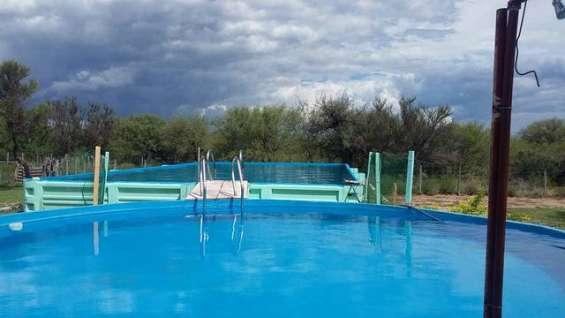 Complejo de cabañas. san geronimo. localidad turistica. ideal inversor. tel: 2664377380