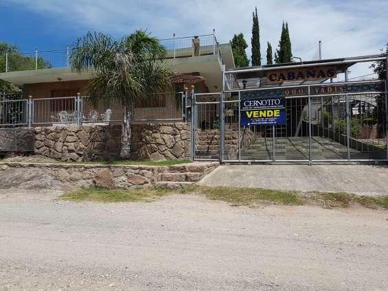 Complejo en venta en villa carlos paz, frente al balneario, excelente oportunidad de inver