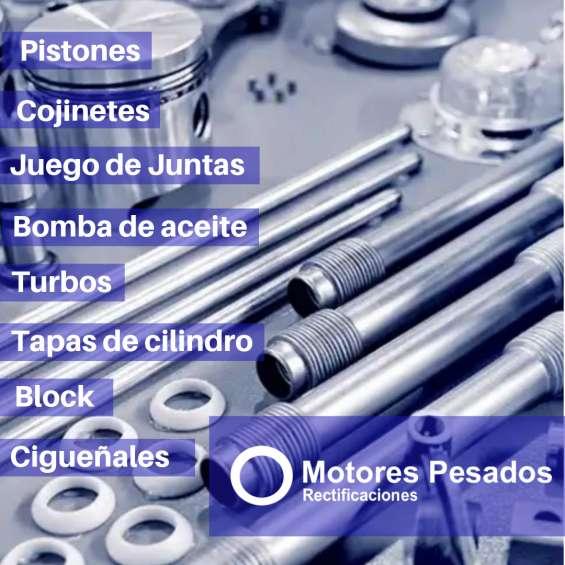 Repuestos para motores