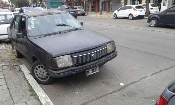 Fotos de Renault 18 1990 gnc de 65  37000 pesos 5