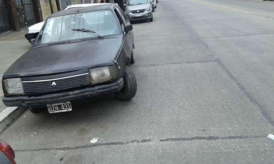 Fotos de Renault 18 1990 gnc de 65  37000 pesos 7