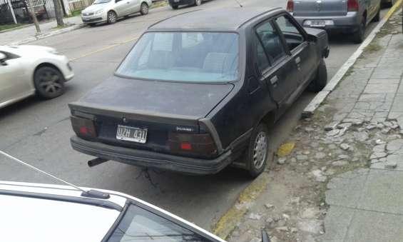 Fotos de Renault 18 1990 gnc de 65  37000 pesos 6
