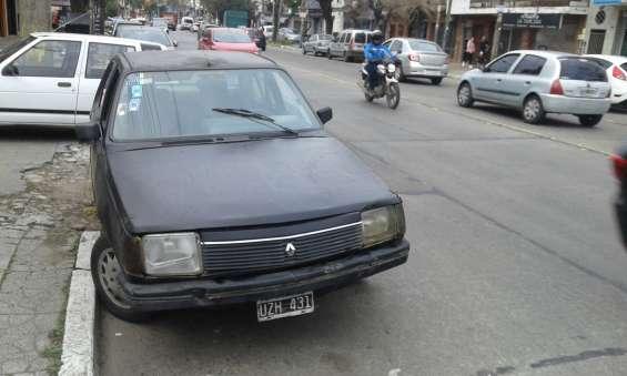 Renault 18 1990 gnc de 65 36000 pesos