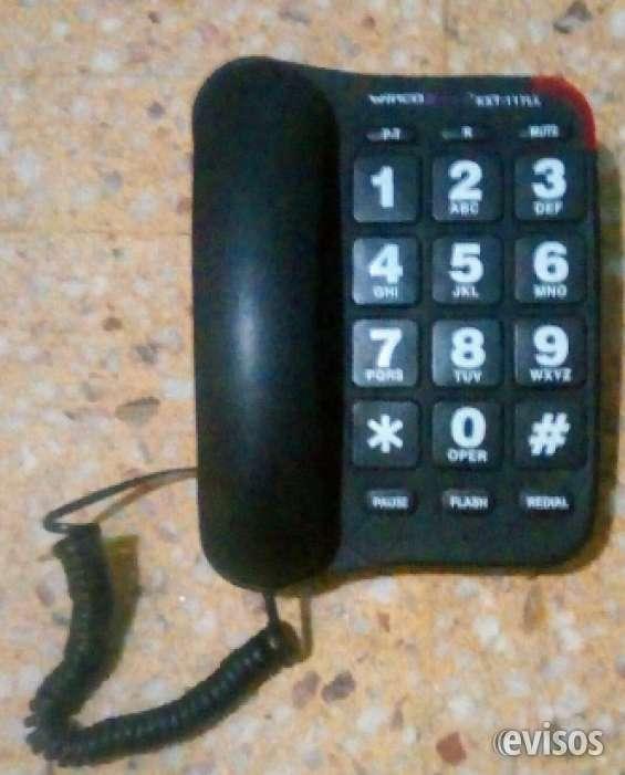 Teléfono fijo winco phone.