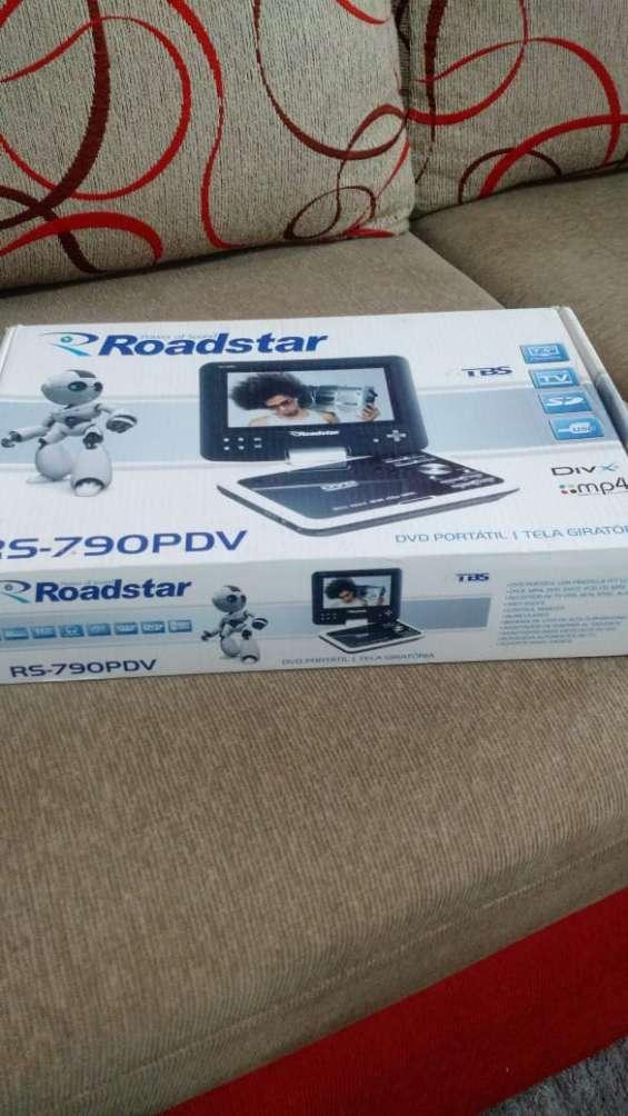 Vendo dvd portatil con tv