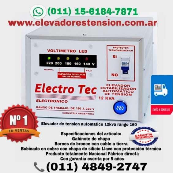Estabilizador de tensión 16000 watts